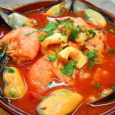 Parihuela Soup